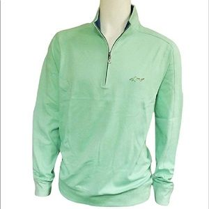 NWT Greg Norman Mint Pullover Size L